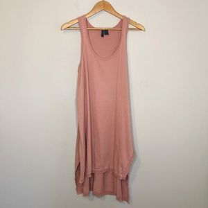 Anthropologie Left Of Center sleeveless knit midi